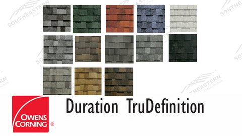 DURATION Series Shingles