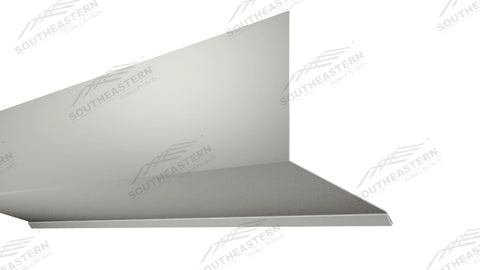 (40 Yr 26 Ga) 10ft FLASHING - ENDWALL/SIDEWALL 13.003