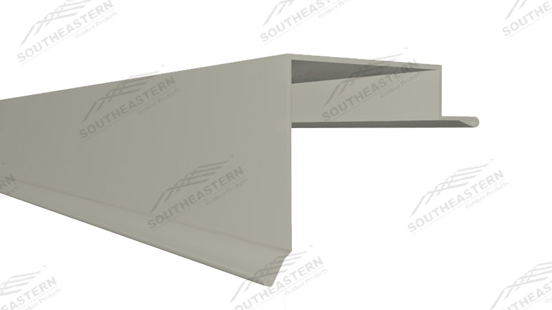 (40 Yr 26 Ga) 10ft GABLE/RAKE TRIM - RESIDENTIAL 12.004