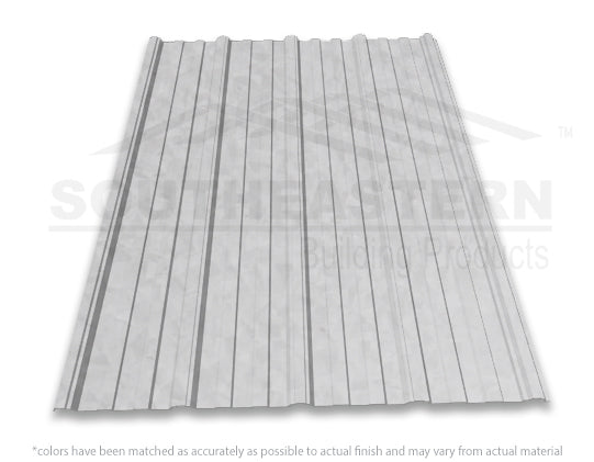 Galvalume Metal Sheeting Southeastern Building Products