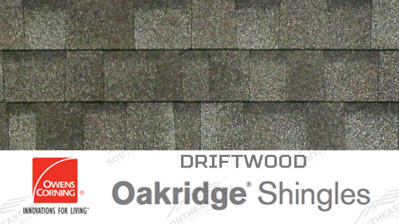 Oakridge Series Shingles Southeastern Building Products