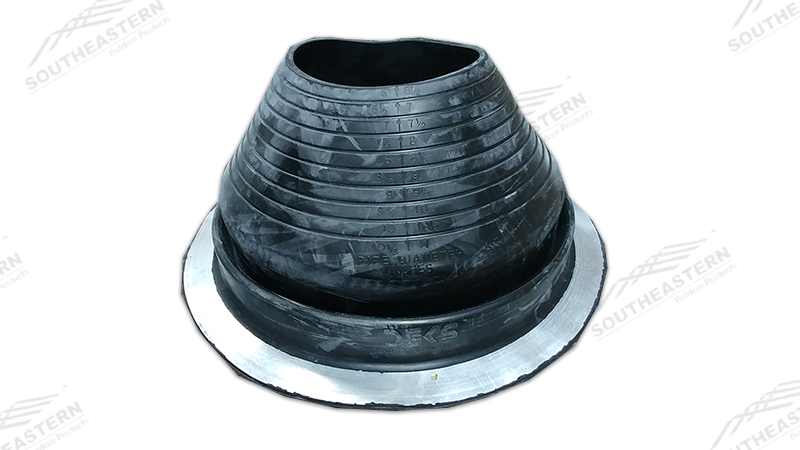 #7 Pipe Boot (Round) MDL# DF107B