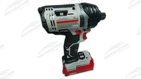 Porter Cable 1/4 Cordless Impact Driver