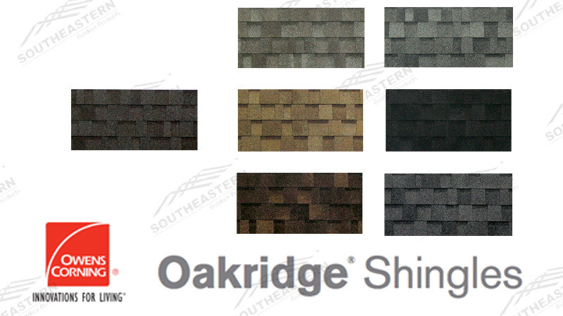 OAKRIDGE Series Shingles