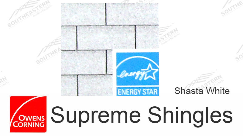 Supreme Series Shingles