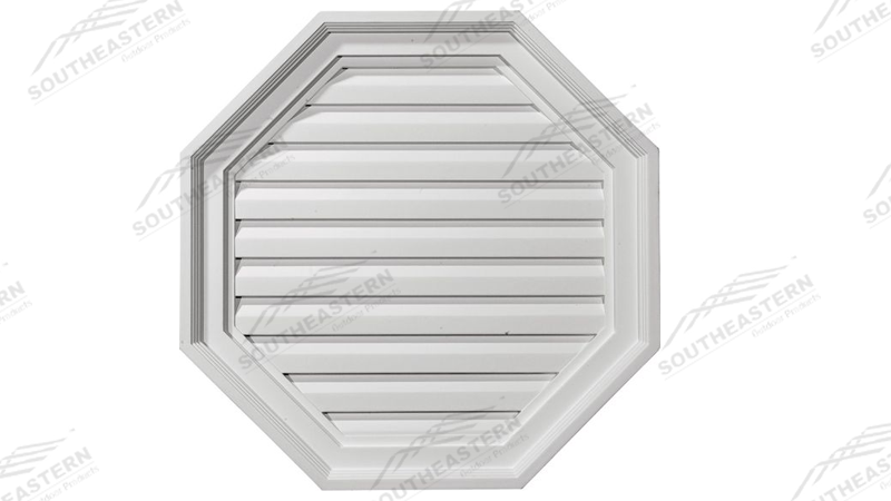 "27"" Octagon Gable Vent"