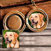 Premium Custom Dog Lover Locket