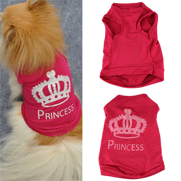 Princess Dog Jacket (limited-time giveaway)