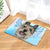 Cairn Terrier Dog Angel Door Mat
