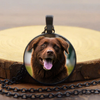 Customized Dog Lover Pendant