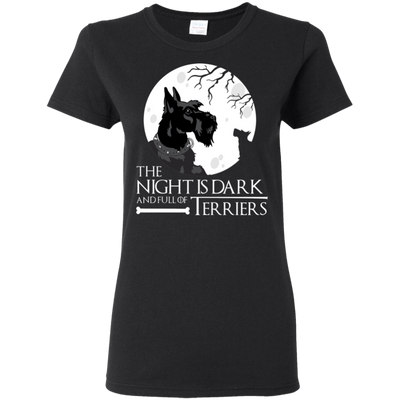 Game of Bones Night Terriers T-Shirt