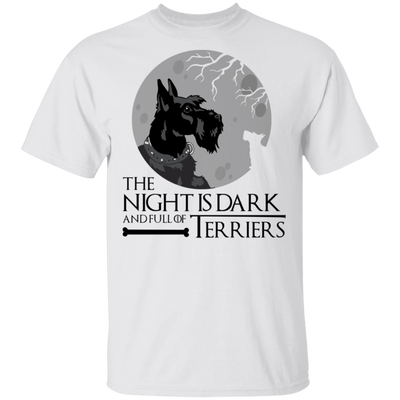 Game of Bones Night Terriers Men's T-Shirt