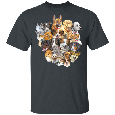 Celebration of Dogs Men's T-Shirt