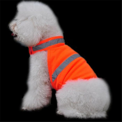 Reflective Dog Safety Vest