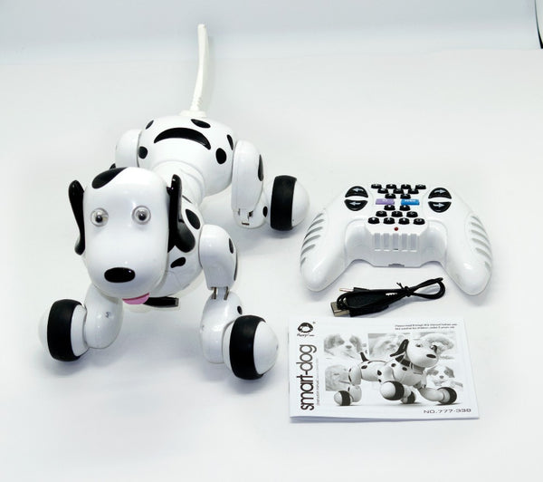 Einstein™ — Hi-Tech Remote Control Dog