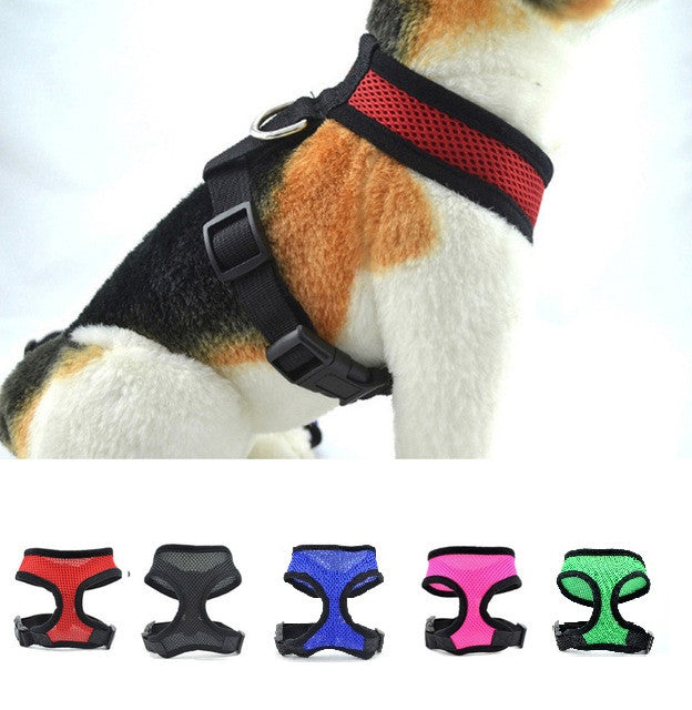 Embrace™ Breathable Nylon Dog Harness