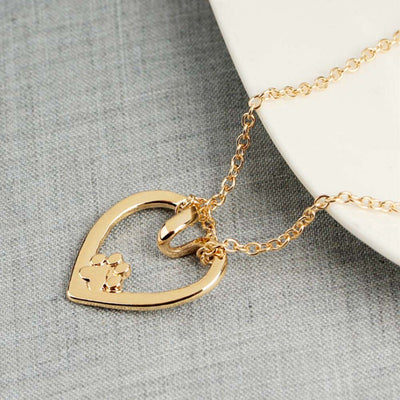 Premium Paw Lover Necklace
