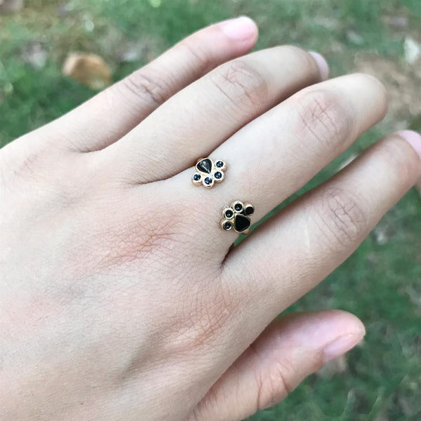 Dog Paw Ring