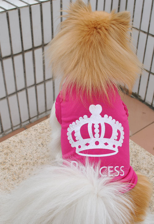Princess Dog Jacket
