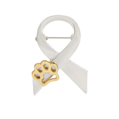 "Premium ""Stand Against Dog Abuse"" Brooch"