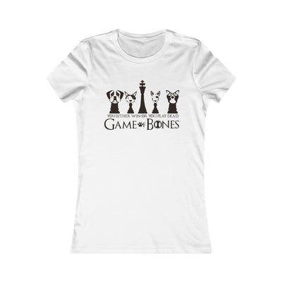 Game of Bones Win Or Play Dead Women's T-Shirt