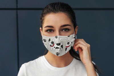 Fido Fashion Premium Face Mask