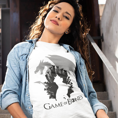 Game of Bones Dog and Dragon T-Shirt