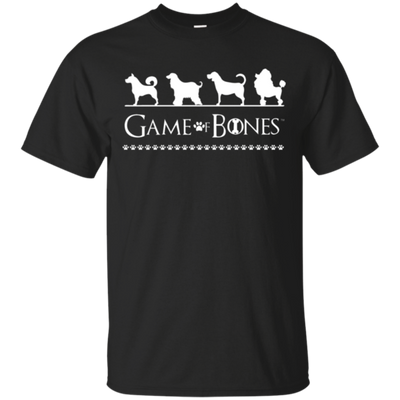 Game of Bones Stylish Dogs T-Shirt