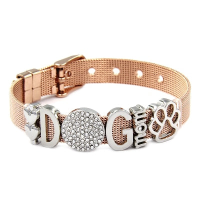 Dog Mom Fancy Bracelet