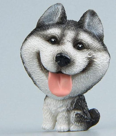 Happy Dog Collectible Magnets