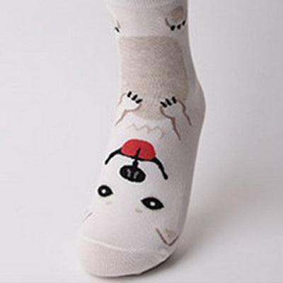 """Wear-A-Dog"" Ankle Socks"