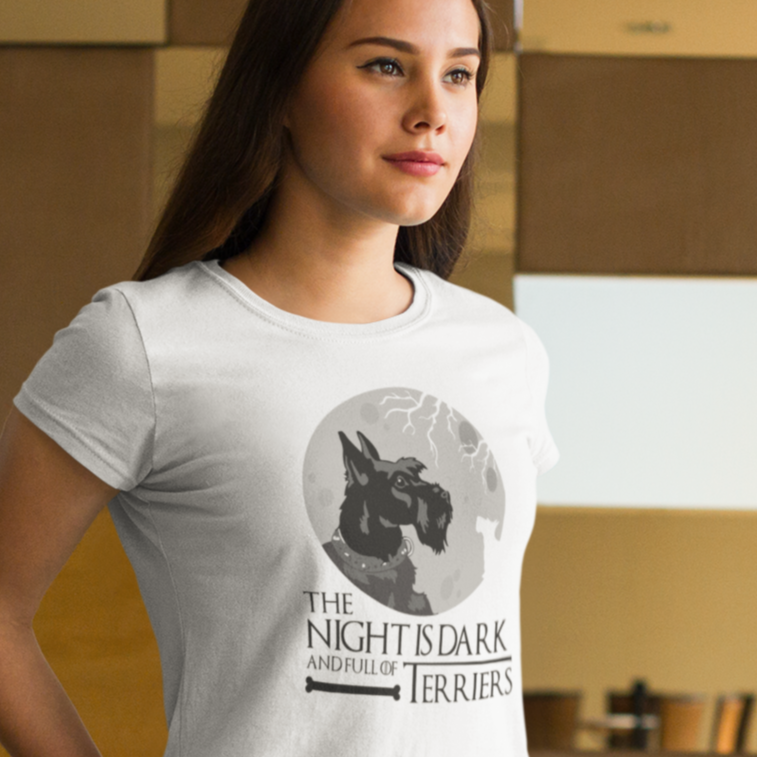 Game of Bones Night Terriers Women's T-Shirt