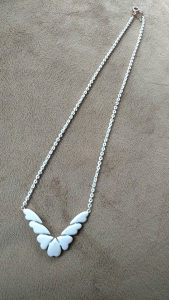 1970 heart necklace
