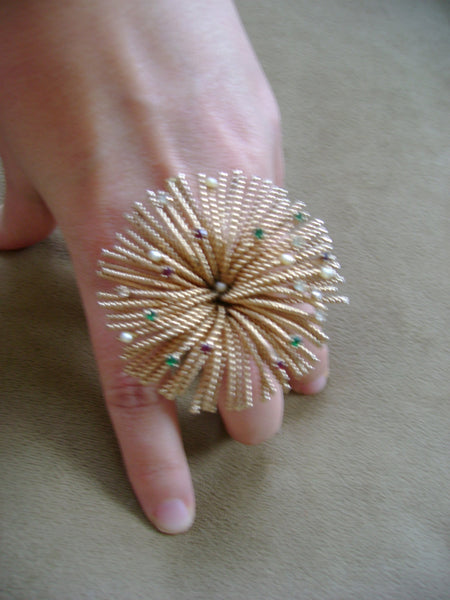fireworks ring - one of a kindnnnn