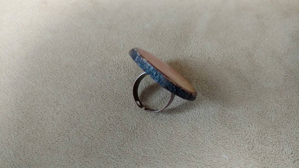 wood ring - one of a kind