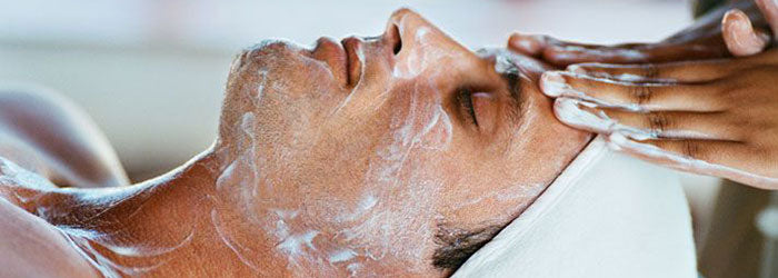Men's Facial and Massage Treaments at Casbah Day Spa