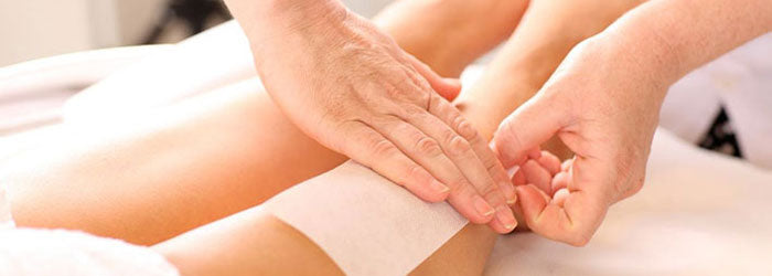 Waxing and hair removal services at Casbah Day Spa