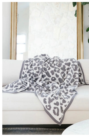 PRIV Luxe Oversized Heavyweight Throw Blanket