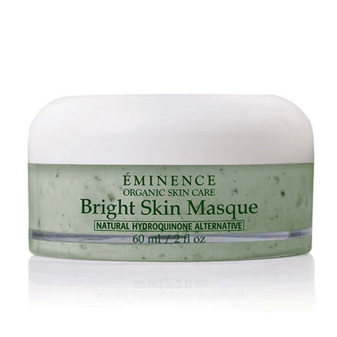 eminence bright skin masque skincare organic brightening pigmentation hydration