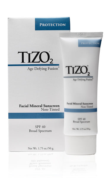 TiZO2 Facial Mineral Sunscreen SPF40
