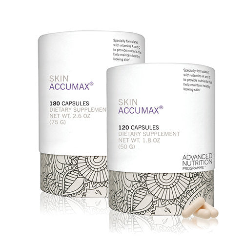 Advanced Nutrition Skin Accumax Vitamins