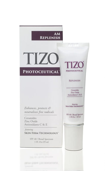 Tizo Photoceutical AM Replenish SPF40
