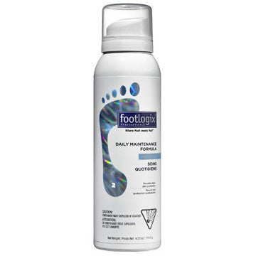Footlogix Daily Maintenance Foot Foam