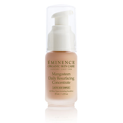 Eminence organics skincare mangosteen daily resurfacing concentrate