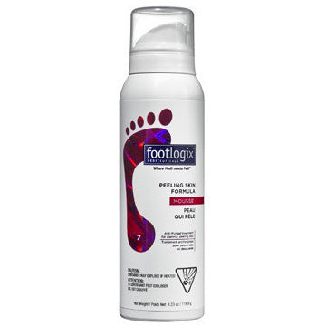 Footlogix Peeling Skin Foot Foam