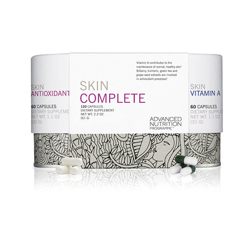 Advanced Nutrition Skin Complete Vitamins