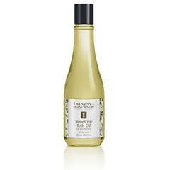 eminence stone crop body oil skin care