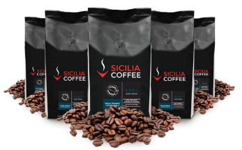 Fairtrade organic decaffeinated coffee beans