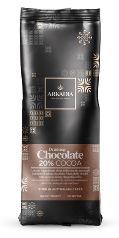 Arkadia Chocolate Powder 20%