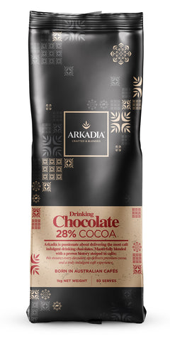Arkadia Chocolate Powder 28%